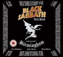 Black Sabbath: The End - DVD/CD (PA)