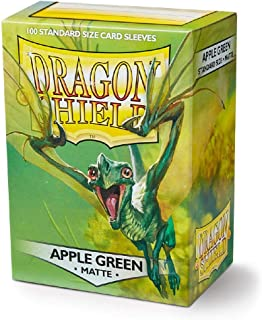 10 Mejor Dragon Shield Matte Apple Green de 2020 – Mejor valorados y revisados