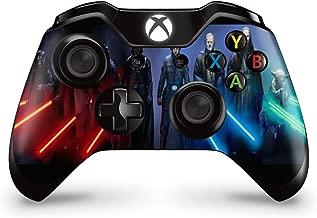 Gizmoz n Gadgetz 2 x Jedi Vs Sith Xbox One Controller Skins Full Wrap Vinyl Sticker