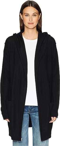 Hooded Robe Cardigan