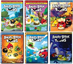 Angry Birds Toons Complete Seasons 1-3 (DVD 6-Pack)