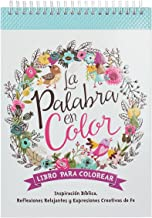 The Word In Color Bible Verse Coloring Book In Spanish (Spanish Edition)