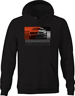 American Muscle Camaro SS RS Classic Current Evolution Hoodies for Men