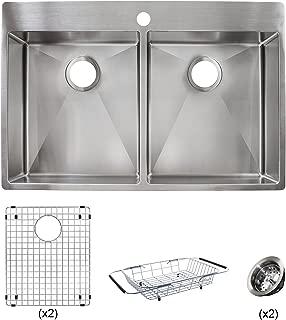 Franke HF3322-1KIT Sink Kit, 33.5, Stainless Steel