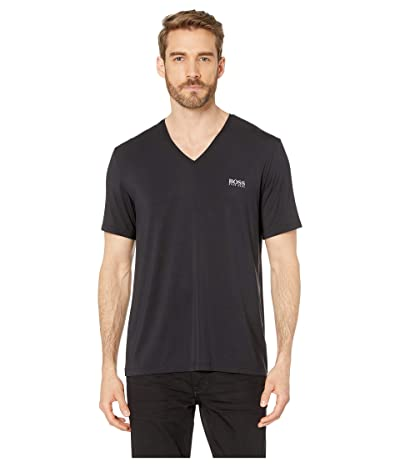 BOSS Hugo Boss Comfort T-Shirt V-Neck (Black) Men