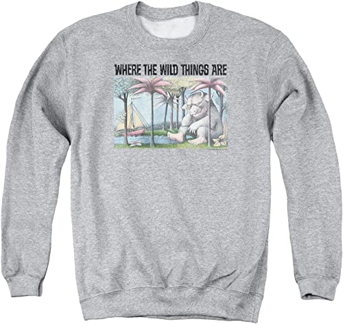 Where the Wild Things Are - Chandail de Couverture pour Homme