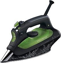 Rowenta Eco Intelligence DW6030 2500 - Plancha de vapor, color negro y verde