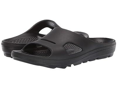 Spenco Fusion 2 Slide (Black) Men
