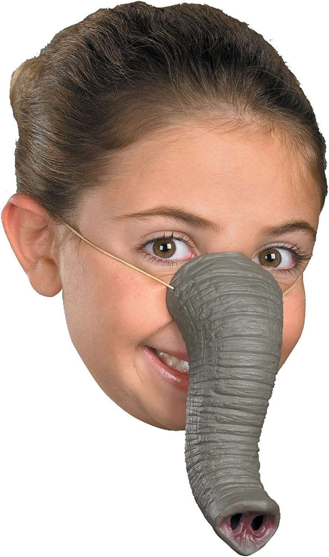 Elephant Nose Costume Accessory : Amazon.ca: Toys & Games
