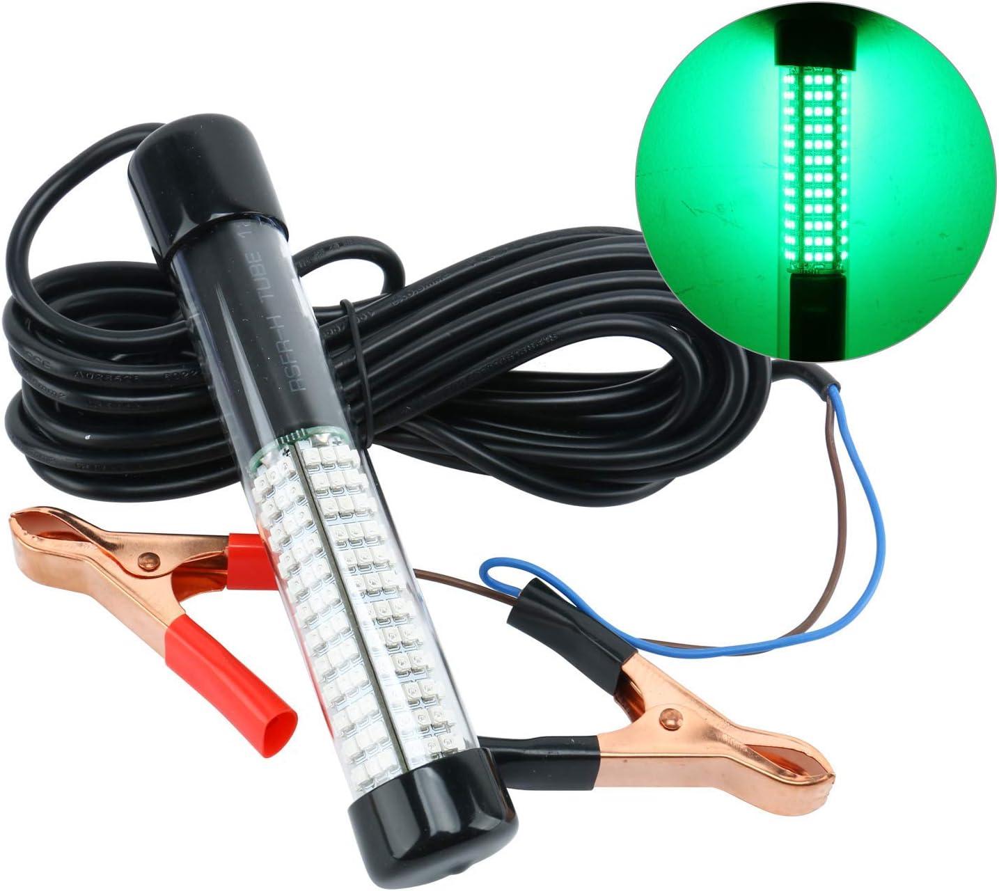 Bargain sale Amarine Made 12v 180 LED 10.8W Many popular brands Finder 900 Lumens Bait Night Lure