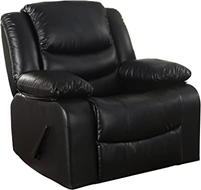 Amazon.com: LCH Single Recliner Sofa Chair – Support Back ...