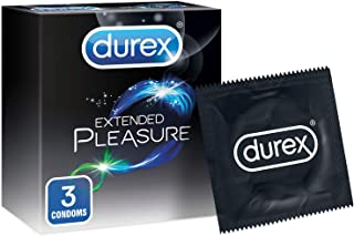 Durex Extended Pleasure Condom - Pack of 3