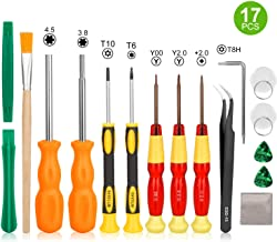 Nintendo Screwdriver Set-Younik Triwing Screwdriver for Nintendo 17 in 1 Professional Screwdriver Game Repair Tools Kit for Nintendo Switch/Nintendo Switch Lite/JoyCon/DS /DS Lite /Wii /GBA