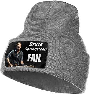 Bruce Springsteen Winter Warm Knitting Hatst Caps