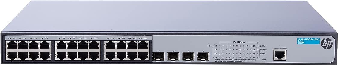 HP JG925A 1920-24G-PoE+ (180W) Switch