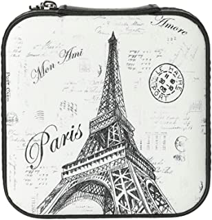 Travel Earrings Jewelry boxes Creative small Storage Cases