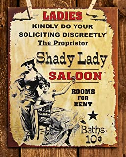 old saloon signs