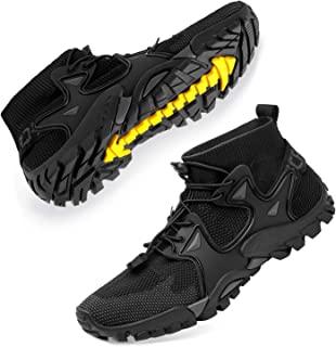 Womens Mens Unisex Slip Resistant Trail Running Shoes Stylish Fitness Walking Jogging Sock Sneakers