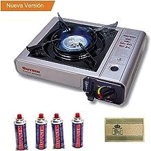 Envio 24h Butsir Cocina Portatil Para Cartucho válvula B250