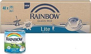 Rainbow Lite Vitamin D Evaporated Liquid Milk - 48 x 170 gm