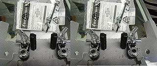 SHIMANO Altus CT91 Cantilever Brake Front and Rear Silver Brakes