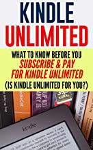 kindle unlimited special offer