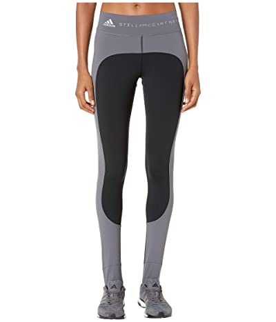 adidas by Stella McCartney Comfort Tights EA2153 (Black/Grey Five) Women