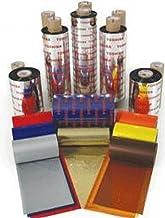 Toshiba TEC AS1 84mm x 600m cinta para impresora - Cinta de impresoras matriciales (Toshiba B-SX4, B-SX5, B-372, B-472, B-572, B-482, B-492, Transferencia térmica, Negro, 600 m, 84 mm)