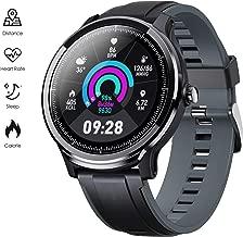 GOKOO Smart Watch Sport Activity Tracker Waterproof Smartwatch for Men with Blood Pressure Heart...