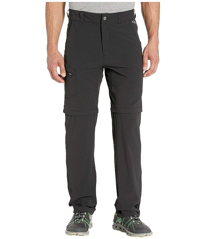 Outdoor Research Ferrosi Convertible Pants (Black) Men