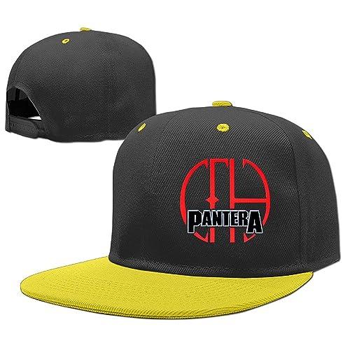 Pantera Vinnie Paul Dimebag Darrell Terry Glaze Boys Vintage Hip-Hop  Personalized Hats Caps 6a5a72239a6f