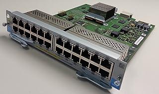 HP J9307A 24 puertos 10/100/1000 Poe + Gigabit Ethernet módulo de conmutación