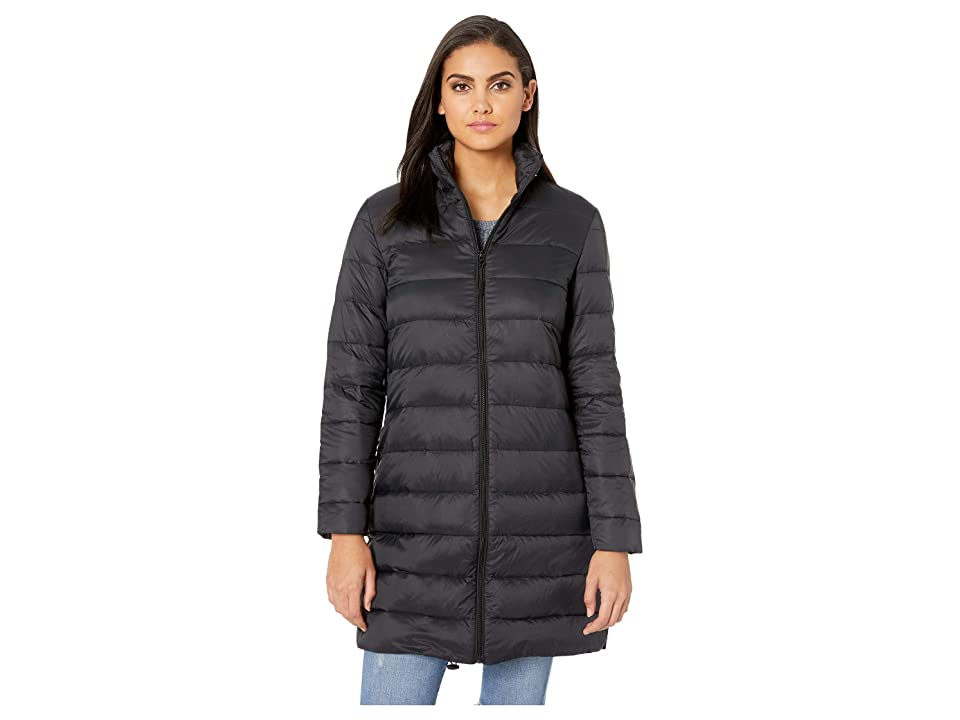 BB Dakota Puff Love Down Filled Puffer Coat (Black) Women