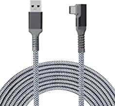 Lenink Link Cable, Link Virtual Reality Headset Cable Compatible with Oculus Quest, Quest 2 VR Headset and Gaming PC (15in)