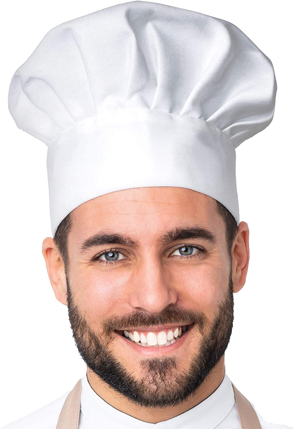 Surprise price Super special price APRON DADDY Chef Hat - for Adult Cooking Adjustable Kitchen
