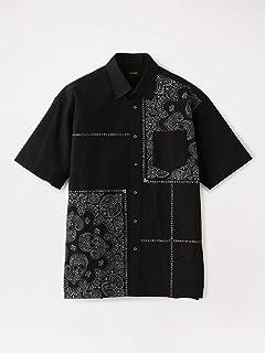 [ラブレス] LOVELESS バンダナプリント ハーフスリーブシャツ 61M58324_
