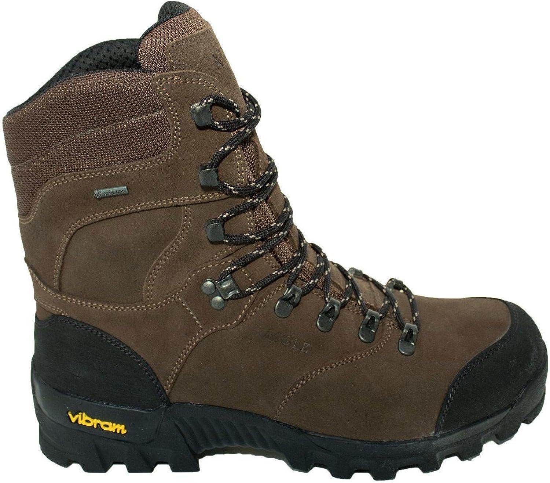 Aigle Altavio High Ankle Gore TEX Vattensäker Hiking stövlar Hard Hard Hard Wearingaa Sole  bara köpa den
