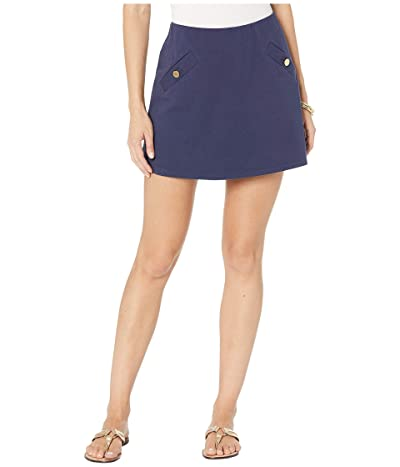 Lilly Pulitzer Madison Skort (True Navy) Women