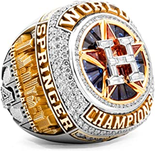 astros world series rings