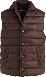 Everlast Kids Boys Bubble Gilet Junior Light Quilt Sleeveless Jacket Lightweight