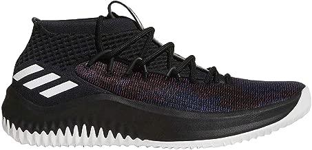Adidas Dame 4, Zapatillas de Deporte para Hombre, Negro Ftwbla/Negbas 000, 50 2/3 EU