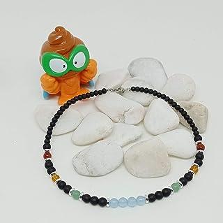 Collar para niño de Piedras Naturales, collar energético, joyería para niños, collar de protección, regalo único. niños