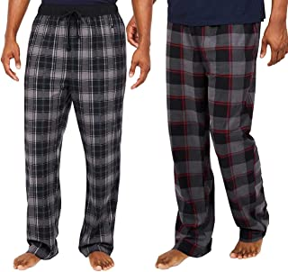 Men's Sueded Fleece Pajama Pants 2 Pack