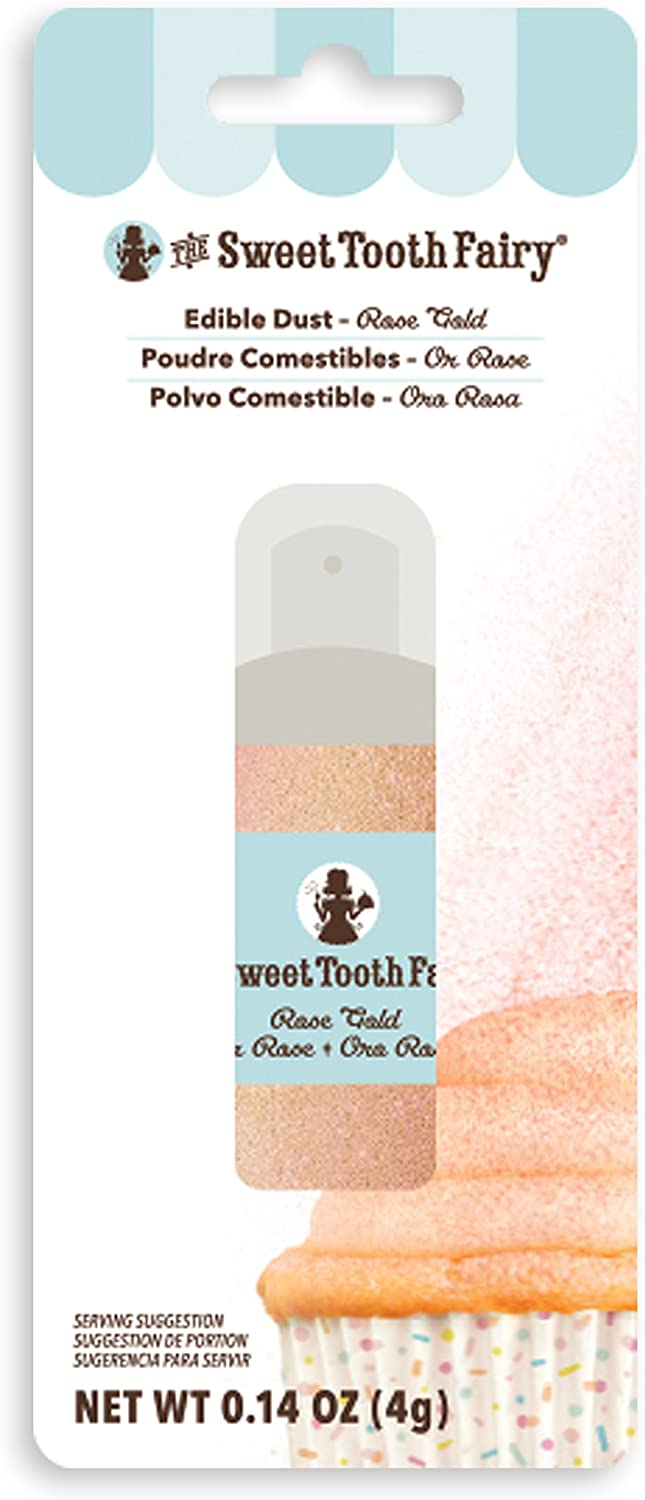 American Crafts Rose Gold Dust Pumps Deco Limited time sale Sweet Popular brand Fairy Tooth Cake