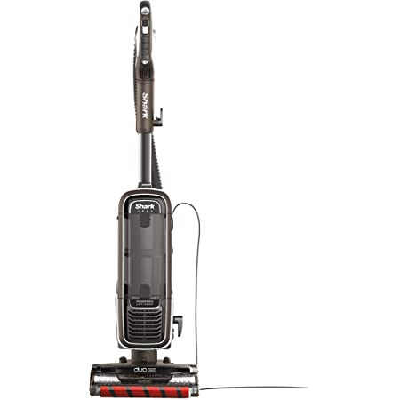 Shark APEX AZ1002 DuoClean with Self-Cleaning Brushroll Lift-Away Upright Vacuum, Crevice and Upholstery Tools, Pet Power Brush.88 Dry Quarts, Espresso