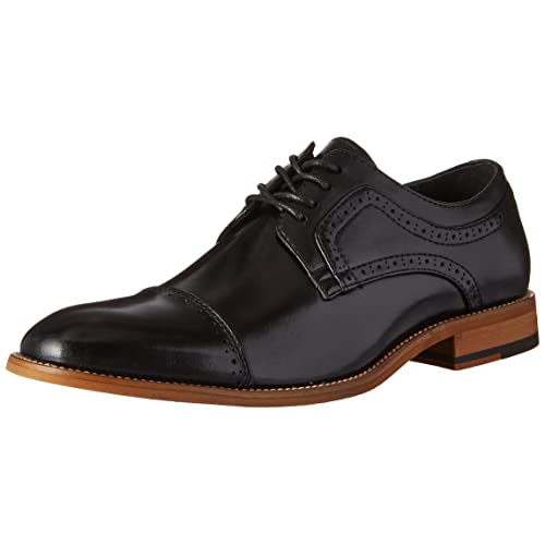 ab2bffc2712c62 Stacy Adams Men s Dickinson Cap-Toe Lace-up Oxford