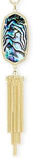 Rayne Long Pendant Necklace