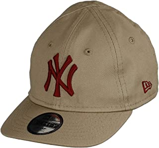 New Era 9Forty Kids Infant Baby Cap - NY Yankees Beige