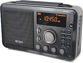 Eton Elite Field AM/FM/Shortwave Desktop Radio with Bluetooth