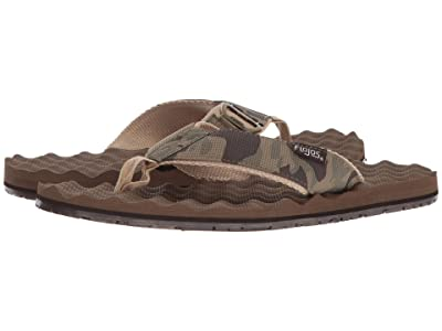 Flojos Estiler (Camo/Tan) Men